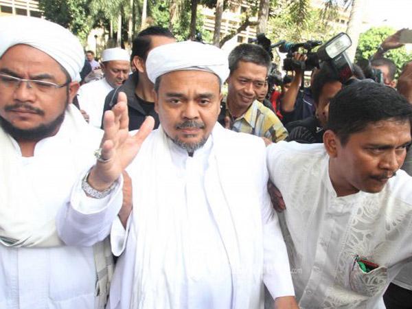Habib Rizieq Konfirmasi Dapat Visa Spesial yang Berlaku 'Unlimited'?