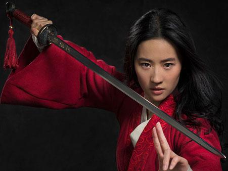 Bikin Tidak Sabar, Disney Ungkap Foto Pertama Film Live-Action 'Mulan'!