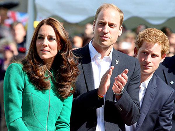 Wah, Kate Middleton, Pangeran William, dan Pangeran Harry Bergabung di Twitter dan Instagram!