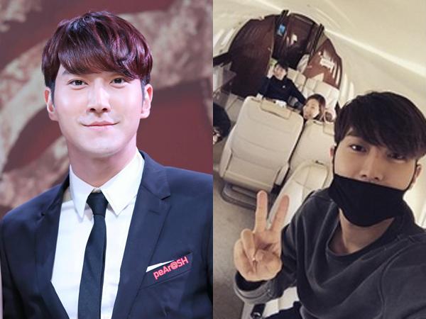Promosi Film, Akankah Siwon Super Junior ke Jakarta Dengan Jet Pribadinya?