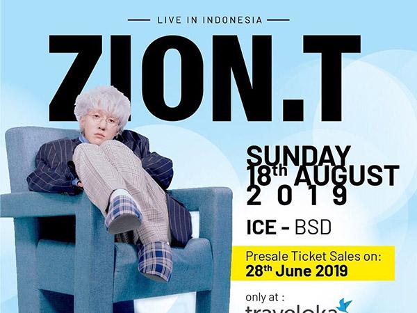 The Black Label Umumkan Zion T Batal Konser di Indonesia