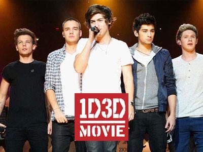 Apa Sih Judul Dari Film Dokumenter 3D One Direction?