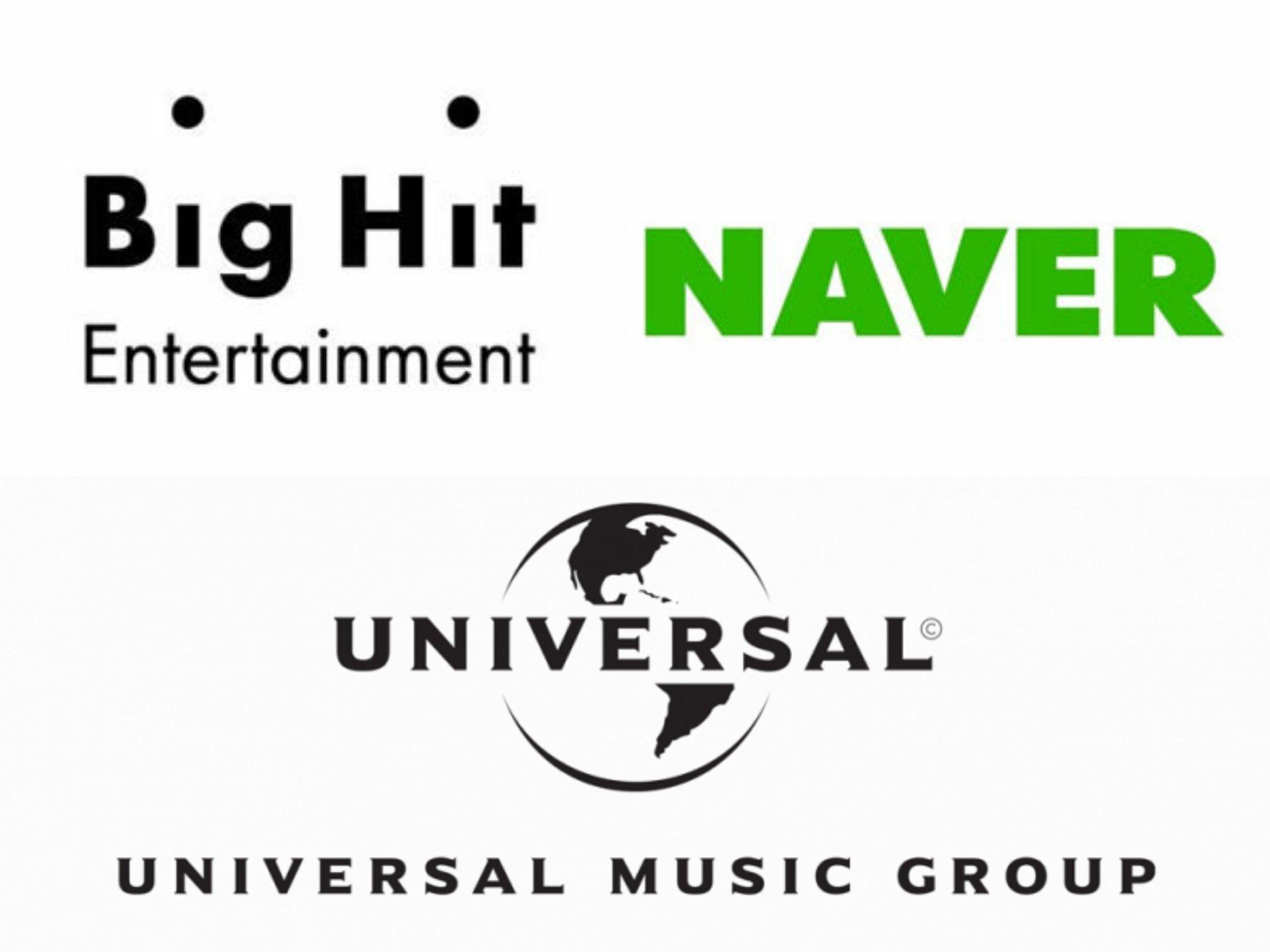 Big Hit dan Naver Dikabarkan Kerja Sama dengan Universal Music Group