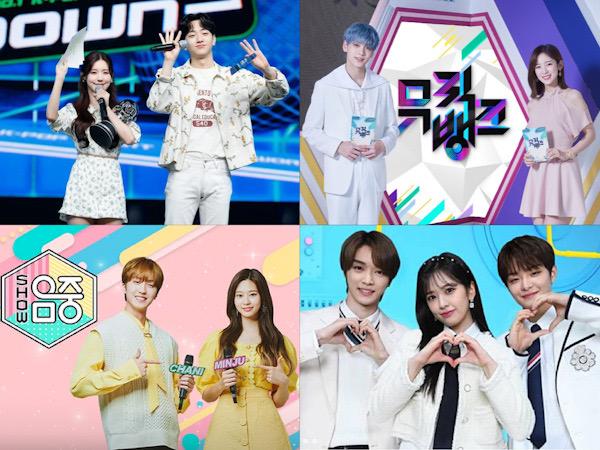 Music Bank Hingga Inkigayo Tidak Akan Tayang Selama 3 Minggu?