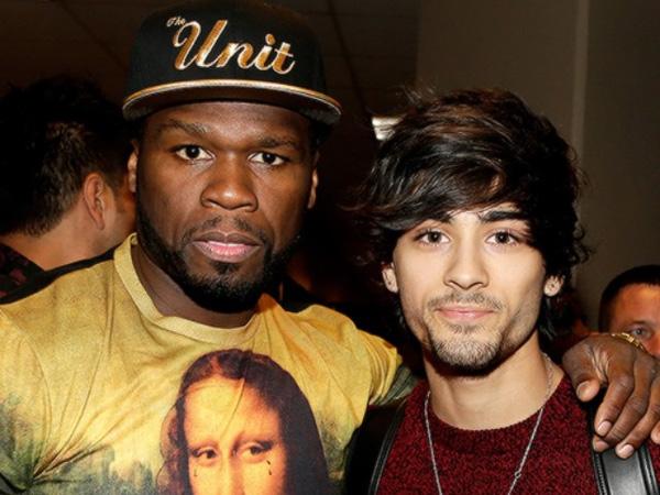 50 Cent Jadi Musisi Selanjutnya yang Tertarik Gaet Zayn Malik Untuk Solo Karir!