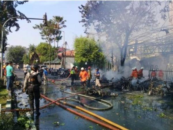 Ada Peningkatan Korban Serangan Ledakan Tiga Gereja Surabaya, Ini Detailnya