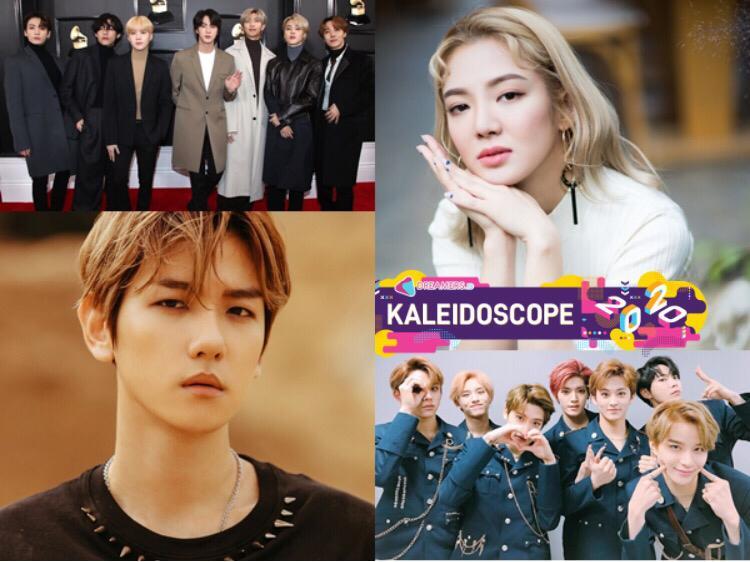 7 K-Pop Dance Challenge Viral di Tahun 2020