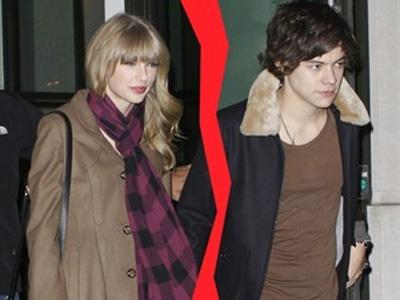 Putus Dari Harry Styles, Taylor Swift Garap 5 Lagu Sekaligus?