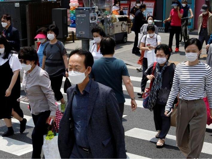 Perlu Diketahui, Ini Level Jarak Sosial dan Pembatasan yang Diterapkan Korea Selatan