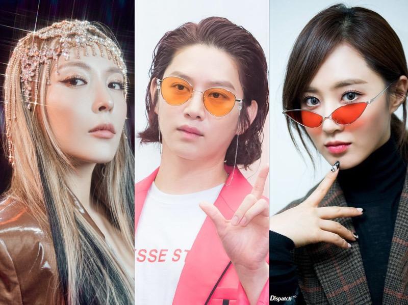 SM C&C Luncurkan Lini Bisnis Baru Bareng BoA, Heechul hingga Yuri SNSD