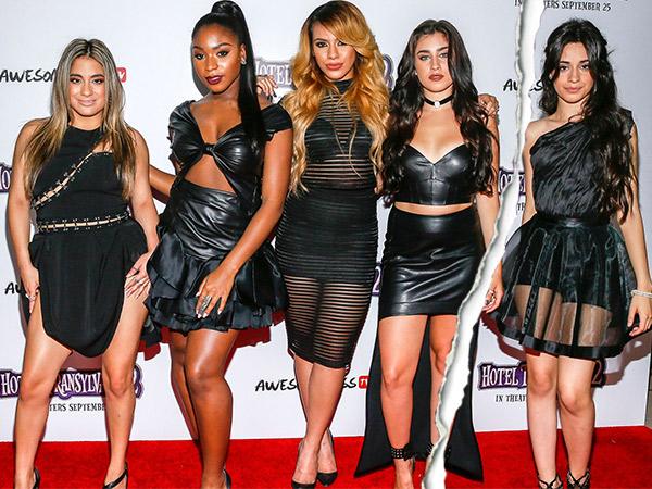 Hengkang dari Grup, Personel Fifth Harmony Sebut Camila Cabello Kerap Hindari Pertemuan