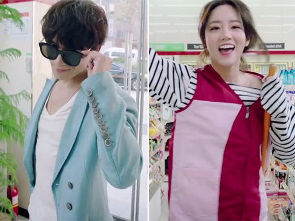 Lucunya Ji Sung dan Hyeri Joget Bareng Lagu Taylor Swift di Teaser 'Ddanddara'!