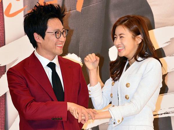 Beda 22 tahun, Park Shin Yang dan Kang So Ra Nyaman Kerja Bersama