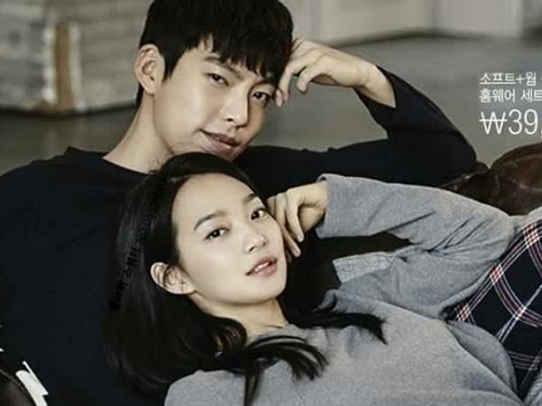 Kim Woo Bin dan Shin Min Ah Terlihat Asyik Kencan di Restoran
