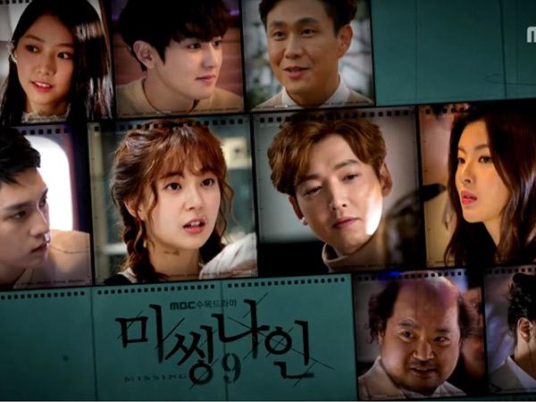 Penuh Adegan Menegangkan, Inilah Teaser Pertama Drama Misteri 'Missing 9'