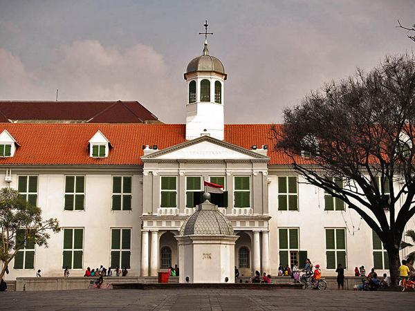 Gubernur Ahok Usulkan Kota Tua jadi Warisan Budaya ke UNESCO