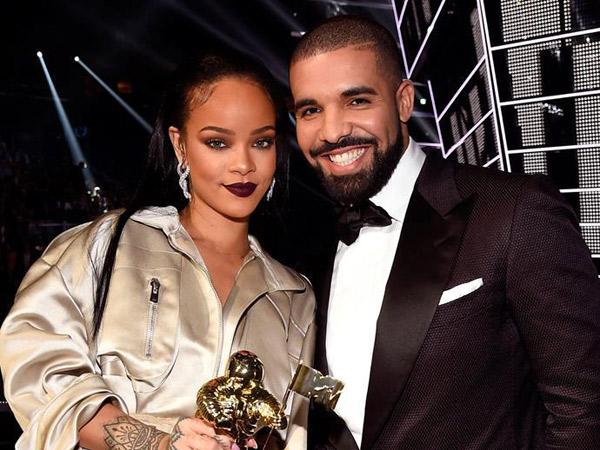 Mulai Terbuka Satu Sama Lain, Akankah Perjuangan Cinta Drake untuk Rihanna Berujung Manis?