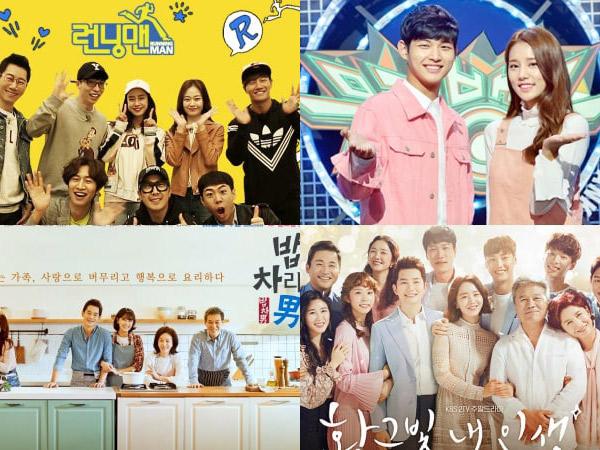 Sederet Acara Hiburan Korea Ini Berhenti Tayang Sementara Selama Olimpiade PyeongChang 2018