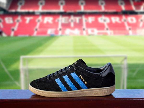 Adidas Rilis Sepatu Kontroversial Khusus untuk Penggemar Manchester United