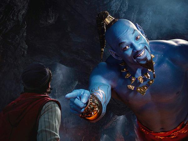 Disney Bakal Garap Sekuel Film Live-Action 'Aladdin'