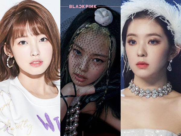Arin Oh My Girl Ungguli Jennie BLACKPINK dan Irene Red Velvet Jadi Member Girl Group Terpopuler