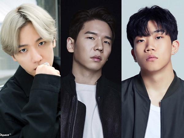 Baekhyun EXO, Changmo, DJ Raiden Akan Rilis Lagu Kolaborasi