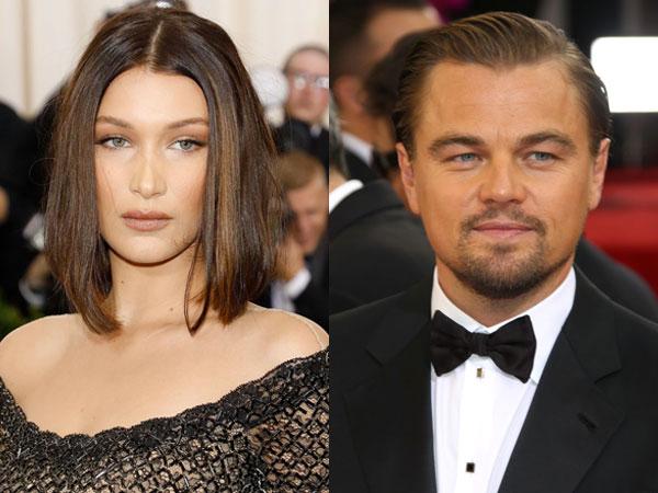 Bella Hadid Tolak Mentah Ajakan Kencan Leonardo DiCaprio?