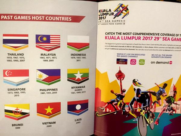 Menpora Malaysia Minta Maaf Soal Insiden Cetak Bendera Indonesia Terbalik