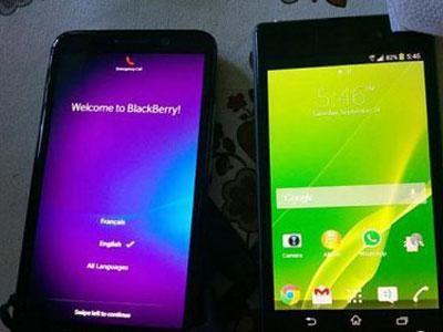 Duh, BlackBerry Z30 Ditolak Operator Negerinya Sendiri