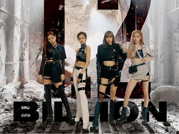 BLACKPINK 'Kill This Love' Jadi MV K-Pop Tercepat yang Raih 1,2 Miliar Views
