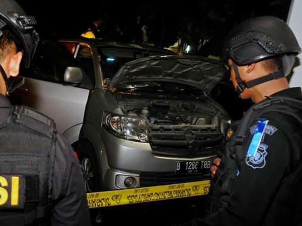 Ini Jenis Bom yang Meledak di Depan Rumah Wali Kota Ridwan Kamil