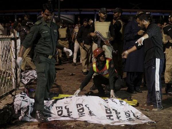 Serang Perayaan Paskah, Bom Taliban Tewaskan 65 Orang