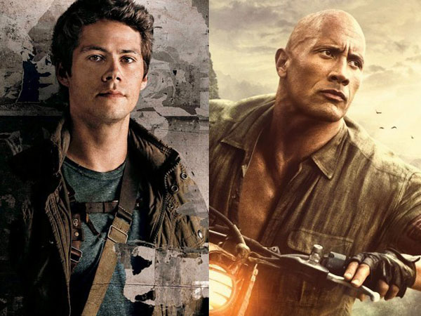 Film 'Maze Runner' Mampu Geser 'Jumanji' di Puncak Box Office!