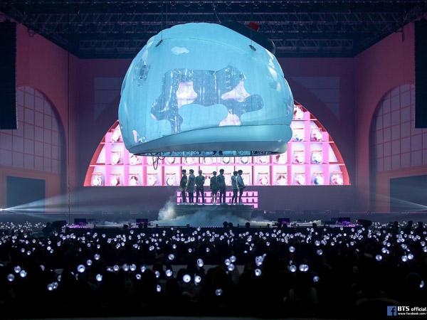 Jelang Konser Online, BTS Rilis Lightstick Edisi Spesial yang Bisa Terhubung dari Rumah