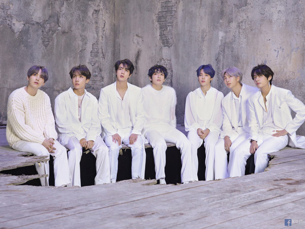 BTS Puncaki Chart Billboard 200 dengan 4 Album Berturut-turut