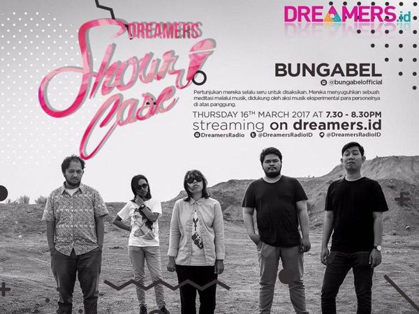Kenalan dengan Bungabel, Band Indie dengan Musik Bagai Meditasi