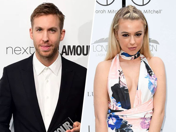 Putus dari Taylor Swift, Calvin Harris Diam-diam Dekati Aktris Muda dan Seksi Ini
