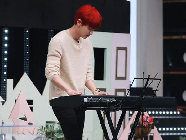 Tak Ditayangkan di 'Sugar Man', Chanyeol EXO Unjuk Permainan Pianonya di Instagram