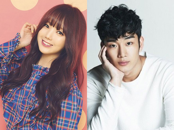 Kei Lovelyz dan Aktor Choi Won Myung Dikonfirmasi Jadi Duo MC Baru 'Music Bank'
