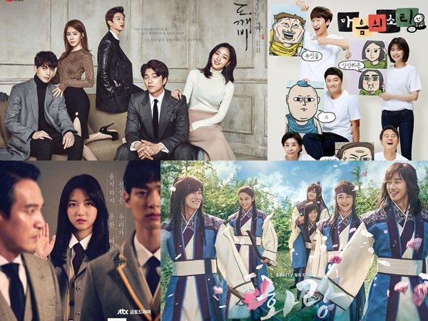 Jadi Teman Libur Akhir Tahun, Sederet Drama Korea Ini Tayang Perdana di Desember 2016!