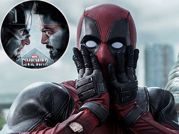 Wah, Deleted Scene 'Deadpool' Hubungkan Cerita Dengan 'Captain America: Civil War'?