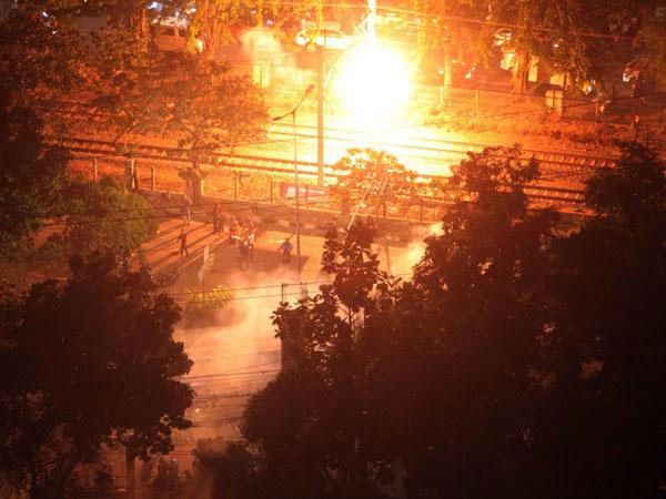 Drama Demo Mahasiswa Ditunggangi Perusuh, Mirip Modus Aksi 22 Mei?