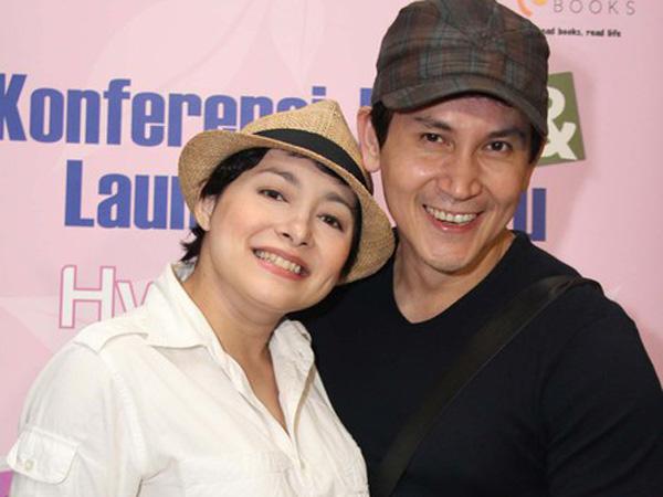 Rumah Tangganya Jauh Dari Gosip, Dewi Rezer Malah Gugat Cerai Marcellino Lefrand
