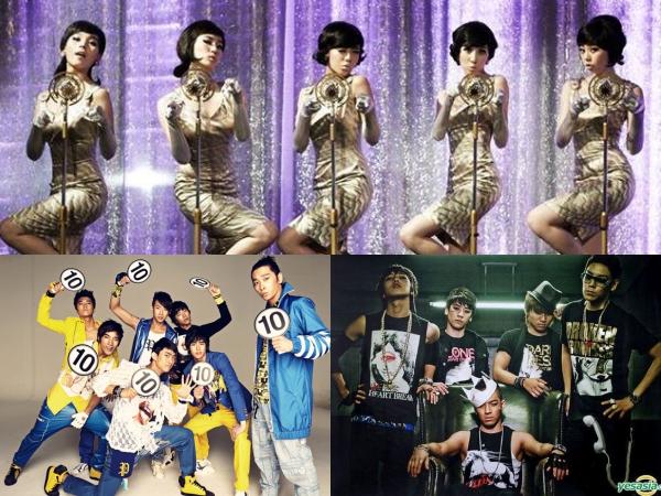 Ini 9 Lagu K-Pop Legendaris yang Sudah Berusia 10 Tahun! Masih Ingat?