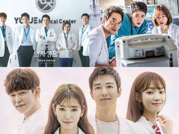 Rekomendasi 5 Drama Korea Medis yang Wajib Ditonton