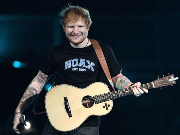 Mulai Dijual Hari Ini, Antrean Tiket Konser Ed Sheeran Lebih dari 35 Ribu
