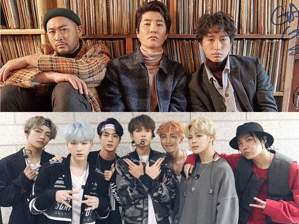 Punya Makna Mendalam, Tablo Sebut Lagu Baru Epik High Terispirasi dari Kisah BTS