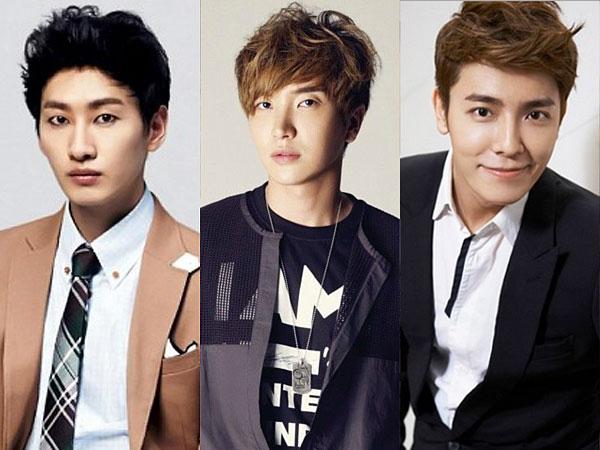 Perjalanan Tiga Member Super Junior ke Swiss Akan Tayang Lewat Variety Show!