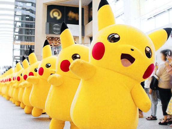 Lucunya! Begini Kejutan di Festival Pikachu Terbesar di Yokohama!