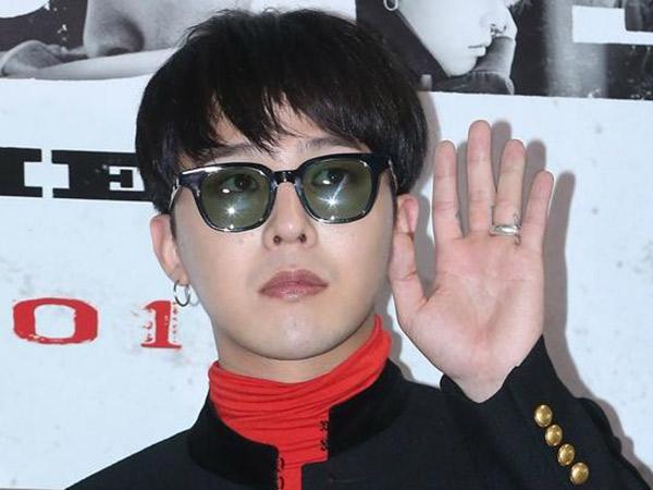 Insider Bocorkan Lokasi Wamil G-Dragon, Satu Divisi Bareng Joo Won dan Ji Chang Wook